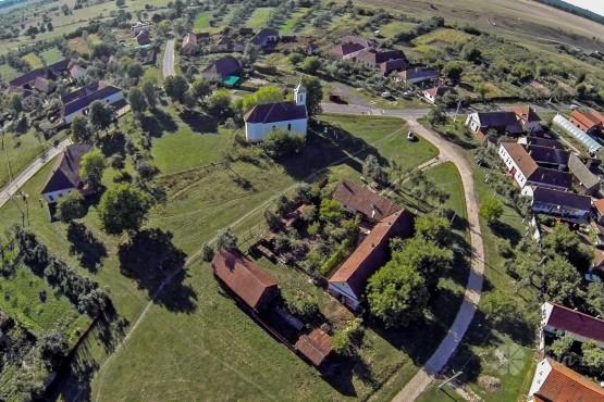 Charlottenburg – singurul sat rotund din România