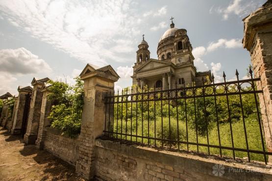 Biserica baronului din Bobda