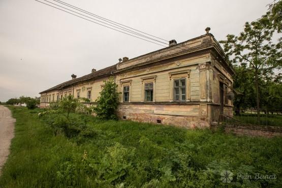 Conacul Damaszkin din Beregsău Mic