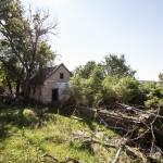 Lindenfeld, satul părăsit