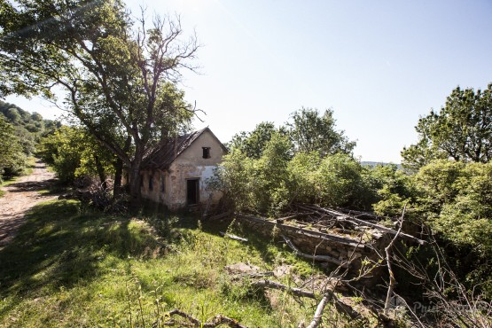 Lindenfeld, the abandoned village