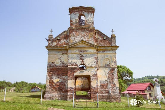 Nadăş, satul izolat
