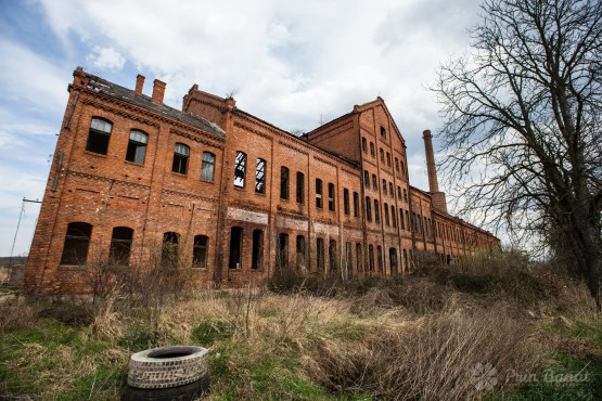 There once was a vinegar factory…