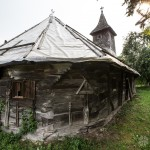 The oldest wooden church of Banat