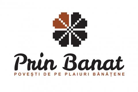 logo Prin Banat